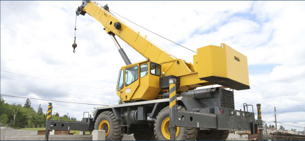 Crane | cranes sales and service Northern BC